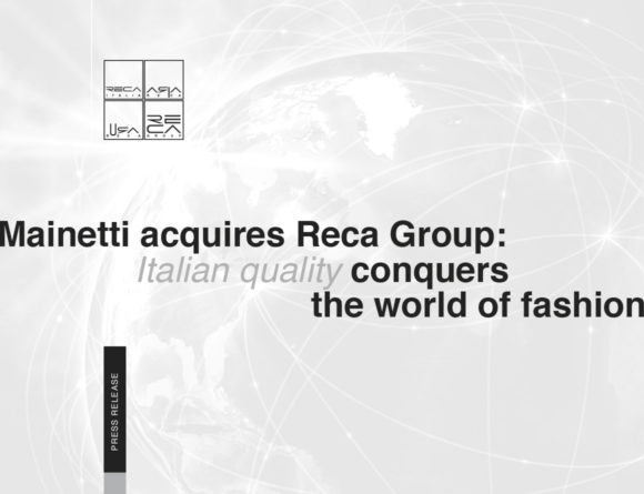 Mainetti Spa acquisisce Reca Group